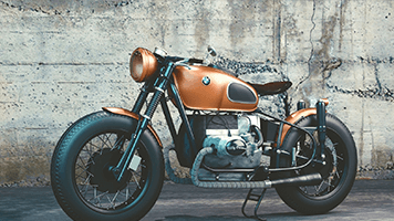 Hop on your BMW Bike and strat the engine! Or just set this cool BMW Bike theme on your homepage and feel the thrill of racing a motorcycle!