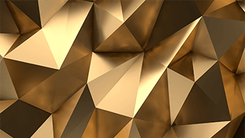 Gold wallpapers are cool but parametric ones are cooler. Try the Sharp Gold theme on your homepage and follow the latest design trends!