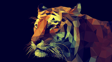 The Tiger theme is the perfect wallpaper for any big cat fans! Set it now on your homescreen and you can almost hear it purr! The Tiger theme comes with it's own color set and it's just one click away!