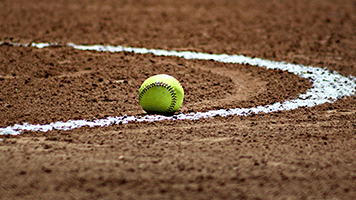 This softball base will remind you of your childhood, when you used to play catch with all of your friends! So set the Softball Base theme on your homepage and relive the good times!