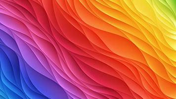 We know all rainbows are curvy, but this one in particular is truly curvy! Don't believe us? Try the Curvy Rainbow theme for yourself and you'll be convinced!