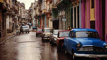 Feel the cuban athmosphere with the Cuban Cars theme. All colorful and with a lot of personality, Cuban Cars are one of the main attractions when visiting the beautiful Cuba!