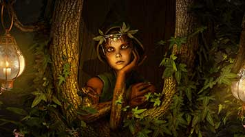 Don't be afraid of the mythical Forest Fairy, for she'll lead the way in the depths of the woods! Set the Forest Fairy theme on your homescreen and experience the long forgotten creatures of the woods!
