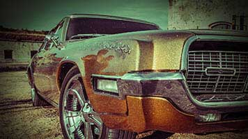 We know you like cars, but what about Old Gold ones? If you do, get the Old Gold theme for free on your computer. Old is the new gold!