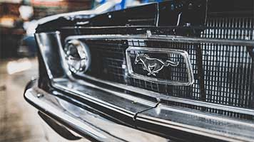 This is no ordinary horse, this is the Mustang! Hop into the car and feel the fury of wild engine! The Mustang is the perfect theme for all car lovers out there!