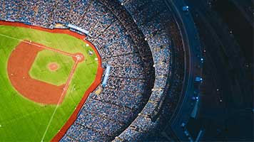 Get ready for the best match that has ever been played on this baseball stadium! But if you don't have time to get there, just set the Baseball Stadium theme on your homepage and you'll feel closer to your favorite team!