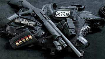 Don't worry the SWAT team is here to protect you! Stay safe and set the SWAT wallpaper on your homepage and everything will be just fine!