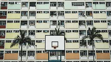 Are you up for some streetball? Bring your best moves to the court, this hoop is made of slam dunks! Or if you're too afraid to lose, just set the Streetball theme on you homepage and we'll show you how it's done!