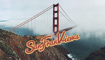 The San Fan views are simply alluring! Get this free San Fan Views wallpaper on your computer and enjoy the one of the most iconic structures, the Golden Gate Bridge.
