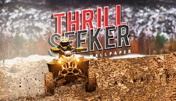 If you're a thrill seeker we have the parallax for you! Get this free Thrill Seeker wallpaper on your homepage and feel the adrenaline rush!