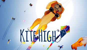 Feel salty breeze with the Kite High parallax. You can easily get this free Kite High wallpaper on your homepage and experience the beach fun!